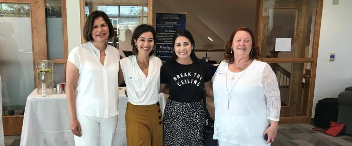 Women's Commission Spokane Outreach Event July 29, 2019